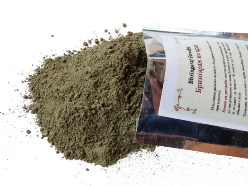 Брингараж на прах HennaFox, 100гр. - HennaFox