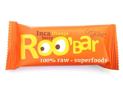 Суров бар инка бери и портокал Био Roobar, 50гр. - Roobar