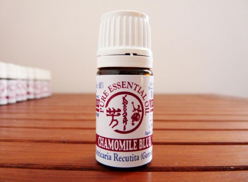Етерично масло от лайка (синя) HennaFox, 2.5мл. - HennaFox