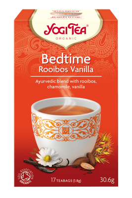 Вечерен чай с ройбос и ванилия Био Yogi Tea, 17бр. - Yogi Tea
