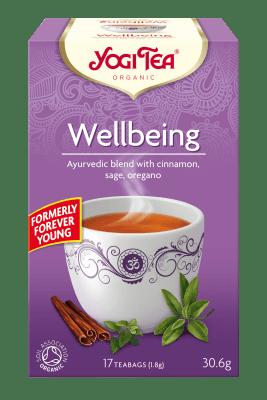 Вечно млад чай Био Yogi Tea, 17бр. - Yogi Tea