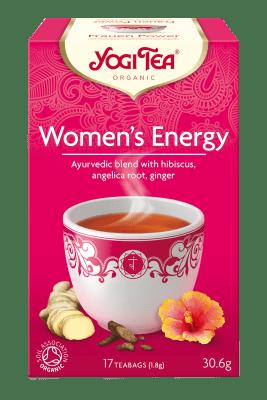 Женска енергия чай Био Yogi Tea, 17бр. - Yogi Tea
