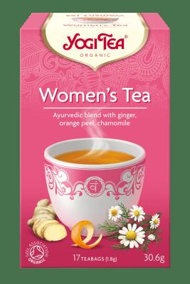 Чай за жени Био Yogi Tea, 17бр. - Yogi Tea