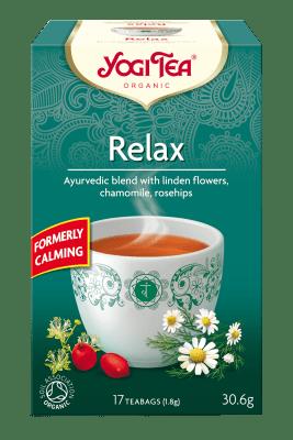 Чай за спокойствие Био Yogi Tea, 17бр. - Yogi Tea
