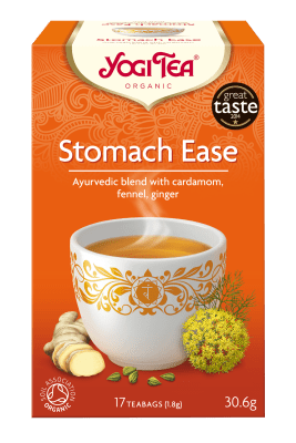 Чай за храносмилане Био Yogi Tea, 17бр. - Yogi Tea