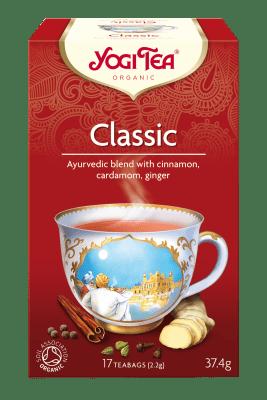 Класик чай Био Yogi Tea, 17бр. - Yogi Tea