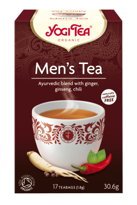 За мъже чай Био Yogi Tea, 17бр. - Yogi Tea