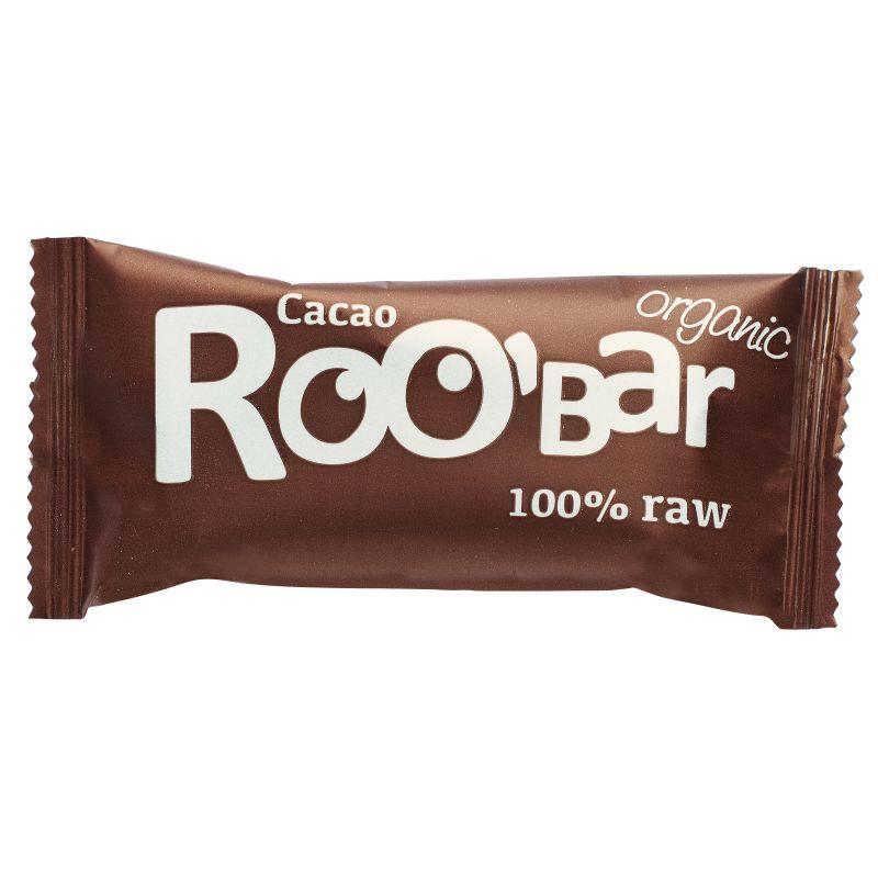 Суров бар какао Био Roobar, 50гр. - Roobar