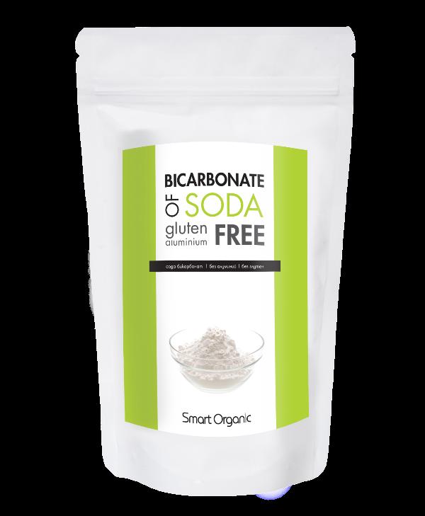 Сода бикарбонат Smart Organic, 300гр. - Smart Organic