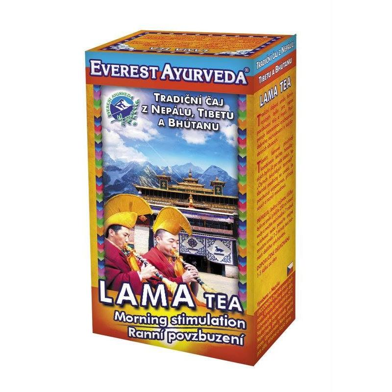 Lama чай – сутрешно събуждане,  Everest ayurveda, 50гр. - Everest Ayurveda