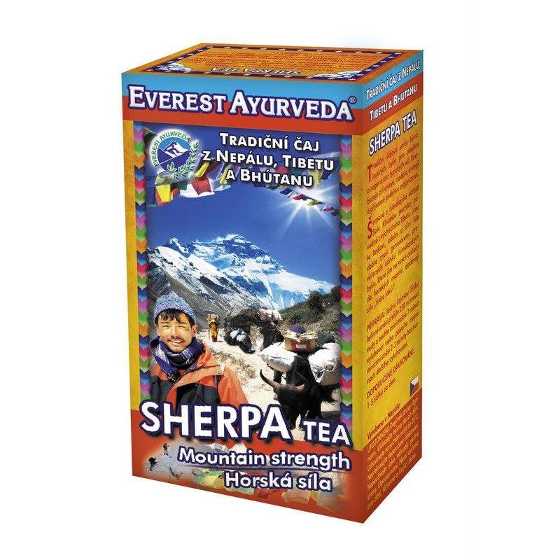 Sherpa чай – планинска сила Everest ayurveda, 50гр. - Everest Ayurveda