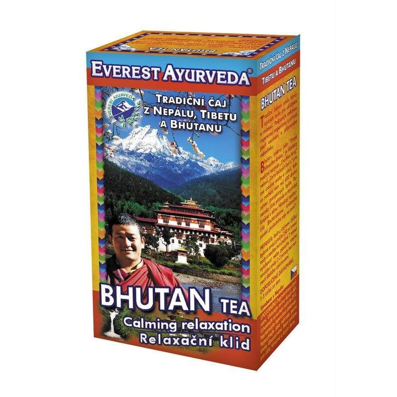 Bhutan чай – спокойствие и релакс, Everest ayurveda, 50гр. - Everest Ayurveda