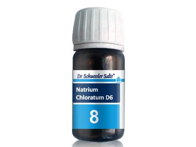 Шуслерова сол №8 100 мг. Bioherba, 230 бр. - Bioherba