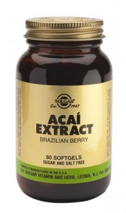 Acai extract_60 softgels