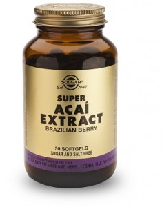 Acai super extract_50 softgels