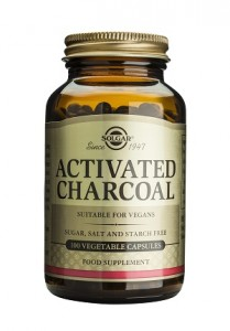 Activated charcoal_100 veg. caps