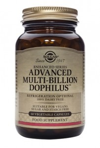 Advanced multibillion dophilus_60 veg. caps