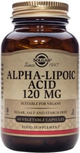 Alpha lipoic acid_120mg_60 veg. caps