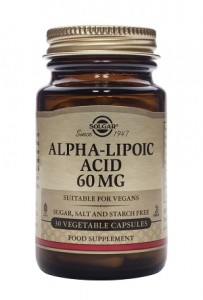 Alpha lipoic acid_60mg_30 veg. caps