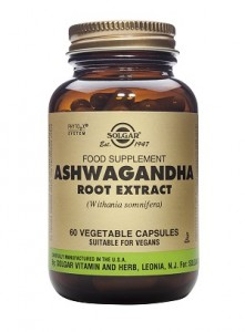 Ashwagandha root extract_60 veg. caps