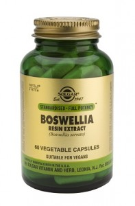 Boswellia resin extract_60 veg. caps