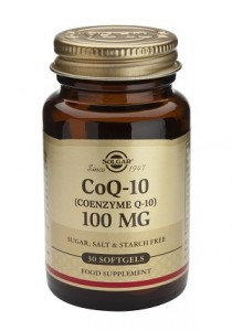 CoQ10 100mg_30 softgels