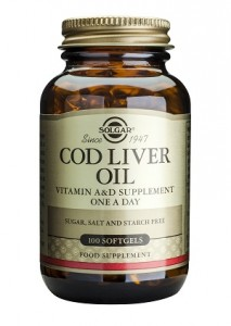 Cod liver oil_100 softgels