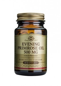 Evening primrose oil_500mg_30 softgels