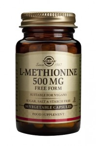 L-methionine_500mg_30 veg. caps