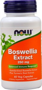 Boswellia Extract, Now, 60 бр.