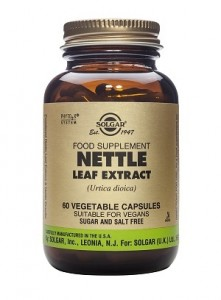 Nettle leaf extract_60 veg. caps