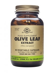 Olive leaf extract_60 veg. caps