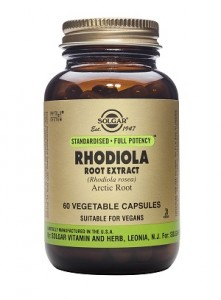 Rhodiola root extract_60 veg. caps