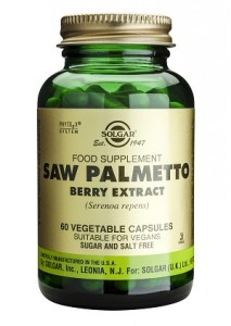Saw palmetto berry extract_60 veg. caps