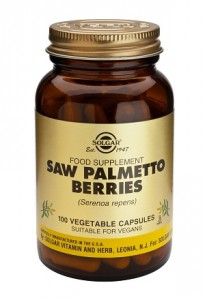 Saw palmetto_100 veg. caps