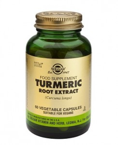 Turmeric root extract_60 veg. caps