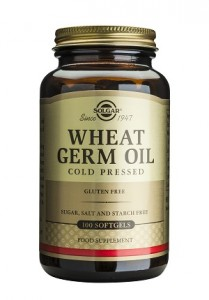 Wheat germ oil_100 softgels