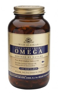 Wild Alaskan full spectrum omega_120 softgels