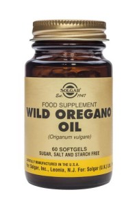Wild oregano oil_60 softgels