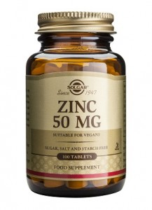 Zinc gluconate_50mg_100 tabs