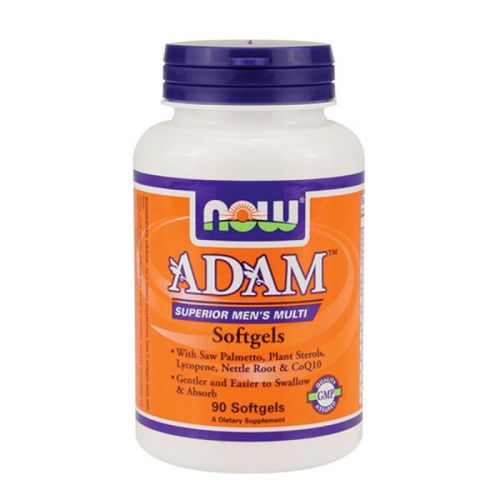 Мъжки витамини Adam дражета Now, 90бр. - Now