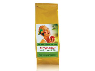 Антизахар чай Bioherba, 120 гр. - Bioherba