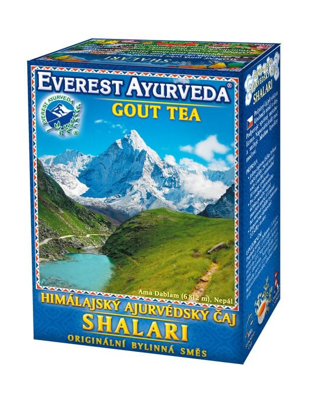 Shalari чай – подагра и възпаление на ставите, Everest ayurveda, 100гр. - Everest Ayurveda