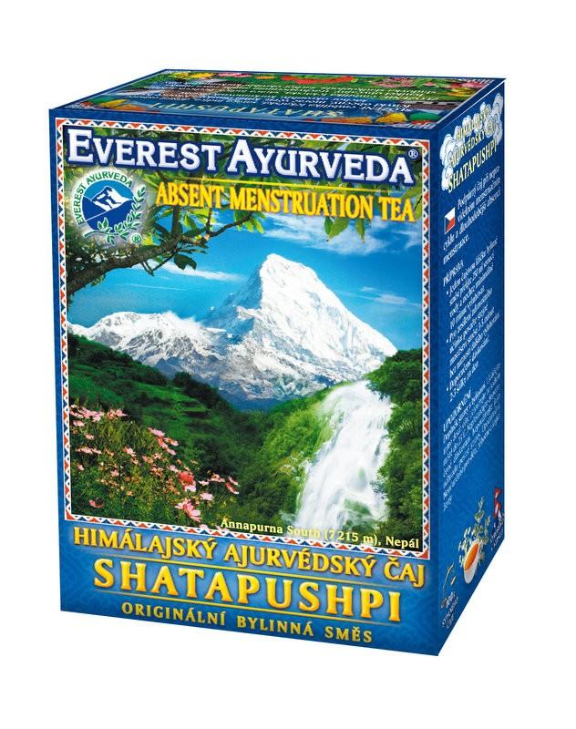 Shatapushpi чай – нередовен месечен цикъл, Everest ayurveda, 100гр. - Everest Ayurveda