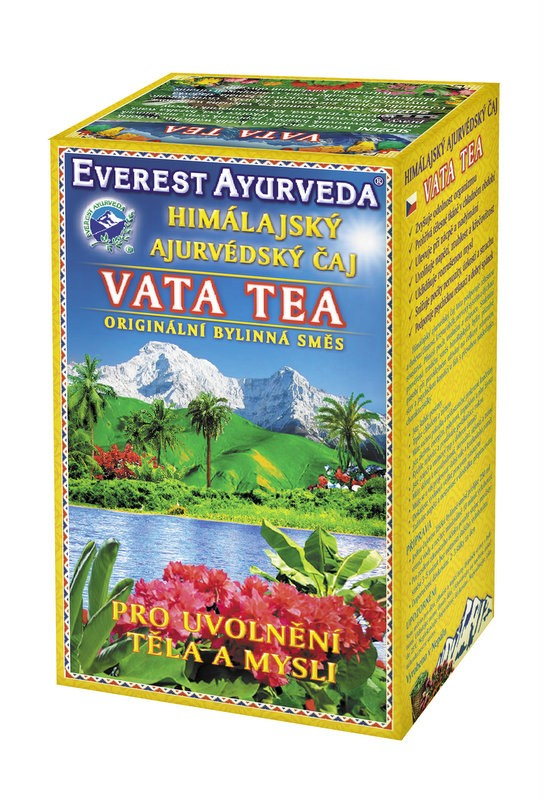 Доша чай  Vata, Everest ayurveda, 100гр. - Everest Ayurveda