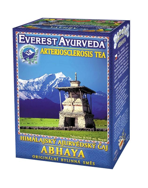 Abhaya чай – артериална склероза и разширени вени, Everest ayurveda, 100гр. - Everest Ayurveda