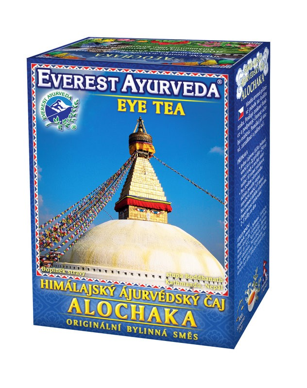 Alochaka чай – зрение, Everest ayurveda, 100гр. - Everest Ayurveda