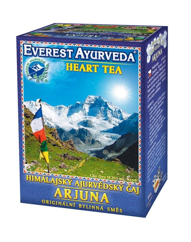 Arjuna чай – сърдечна дейност, Everest ayurveda, 100гр. - Everest Ayurveda