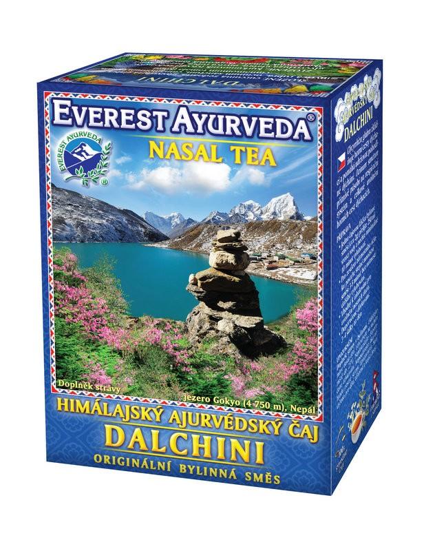 Dalchini чай – поеми си въздух с лекота, Everest ayurveda, 100гр. - Everest Ayurveda