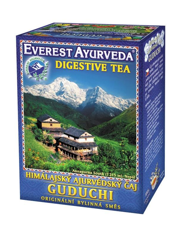 Guduchi чай – гадене и диария, Everest ayurveda, 100гр. - Everest Ayurveda